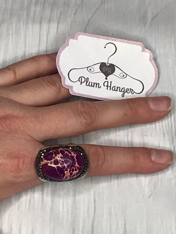 Plum Lightening | Plum Hanger