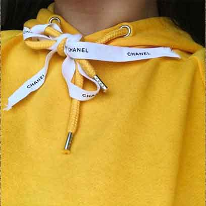 Ribbon by Chanel