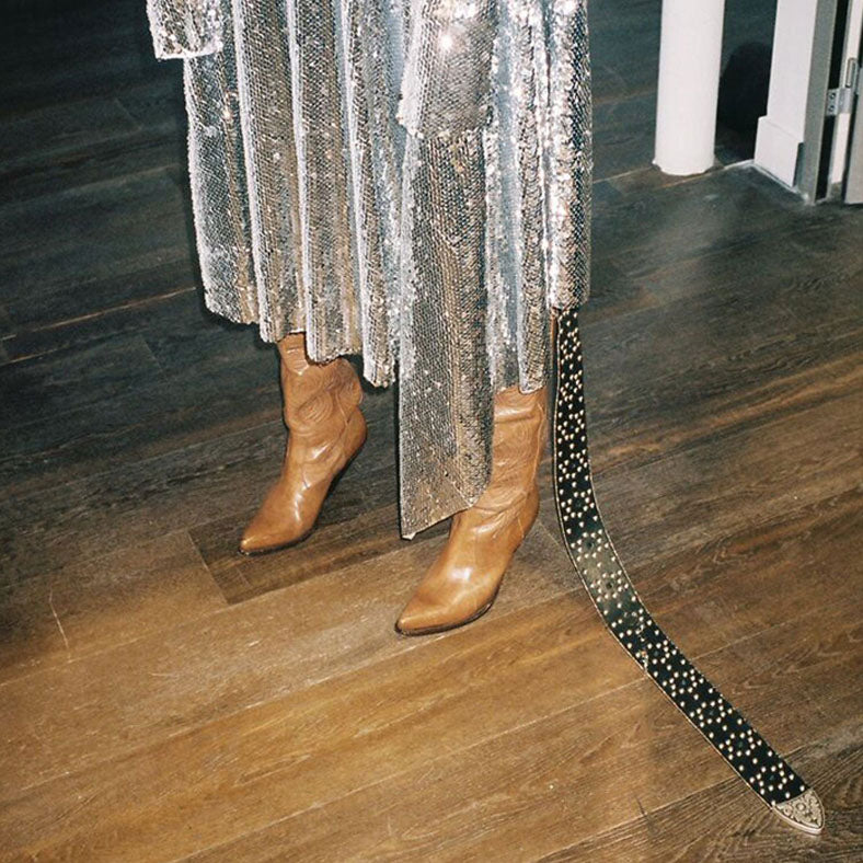 BOOTS AND SPARKLE