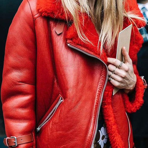 RED SHEARLING
