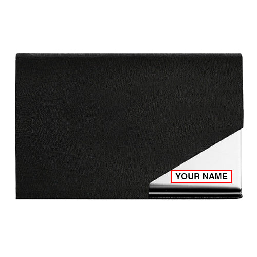Personalized Card Holder