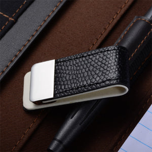 Personal Money Clip Leather