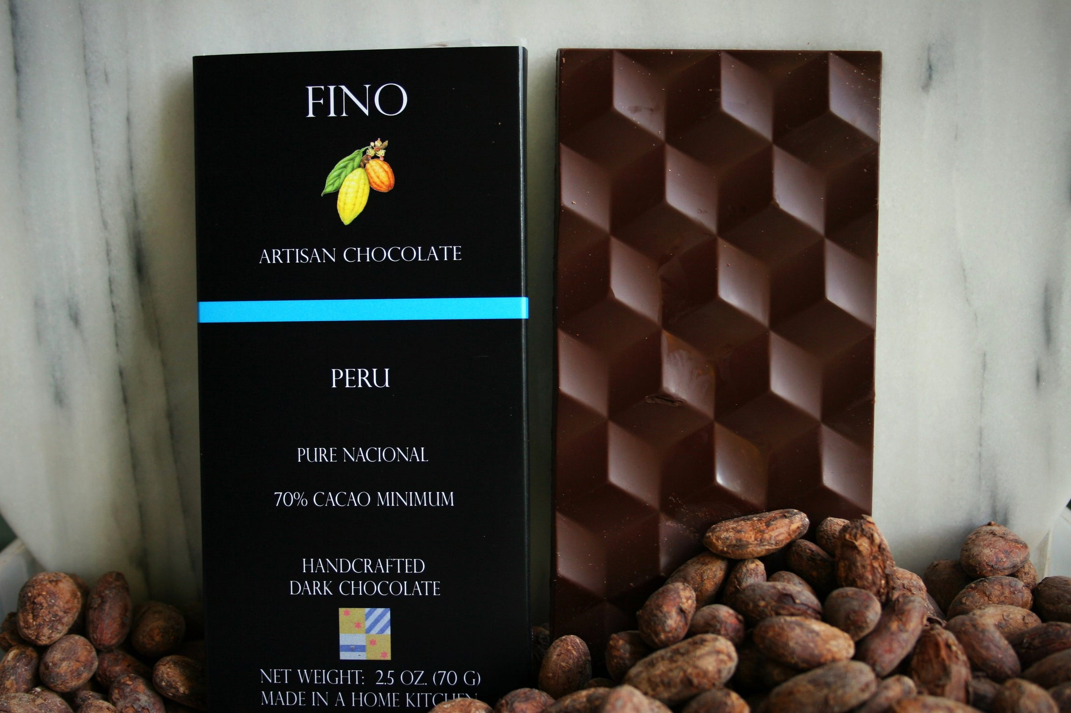SINGLE ORIGIN DARK CHOCOLATE BAR