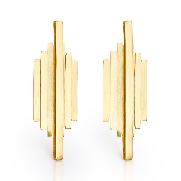 Louver Earrings