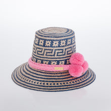 Wayuu Hat - Navy Blue