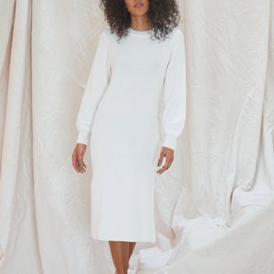 Weeker Dress - off white