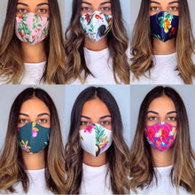 Facemasks set of 5