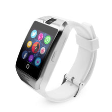Load image into Gallery viewer, Cawono Q18 Bluetooth Smartwatch Fitness Tracker Smart Watch Passometer for iPhone Xiaomi Huawei Android Smartphone PK DZ09 GT08