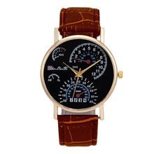 Load image into Gallery viewer, GEMIXI 2018 Fashion New  Men's Leather Band Analog Quartz Business Wrist Watch Reloj masculino gift watch  dignity