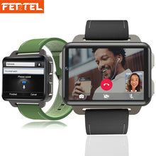 Load image into Gallery viewer, New Arrival Smart Watch Android 5.1 2.2inch 3G Smartwatch DM99 Supper Big Screen 1GB+16GB GPS Wifi Game Wrist watch PK LEM4 Pro