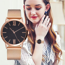 Load image into Gallery viewer, 2018 Fashion Quartz Watch Women Watches Ladies Girls Famous Brand Wrist Watch Female Clock Montre Femme Relogio Feminino