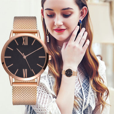 2018 Fashion Quartz Watch Women Watches Ladies Girls Famous Brand Wrist Watch Female Clock Montre Femme Relogio Feminino