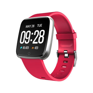 Smart Watch IP67 waterproof  Heart Rate Color Screen Pedometer bluetooth smart watch For Android For iOS