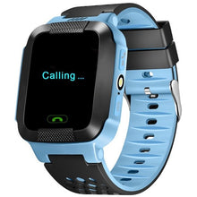 Load image into Gallery viewer, Child Smart Watch Kids Wristwatch Waterproof Baby Watch With Remote Monitoring SIM Calls Gift For Children SmartWatch