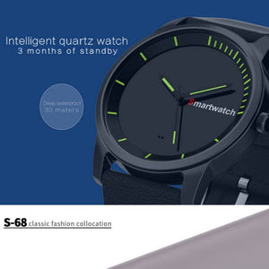 Slimy Smart Watch SportsIP68 Waterproof Smartwatch Wristband Long Time Standby  Bluetooth 4.0 Stopwatch Alarm Clock Smart Watch