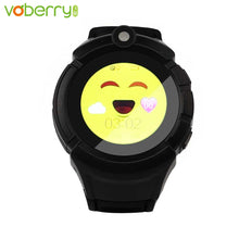 Load image into Gallery viewer, Voberry Smart Watch kids Touch Round Screen Turntable GPS Positioning Baby Smart Watch SOS Anti-verloren Monitor Tracker Watches