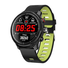 Load image into Gallery viewer, Microwear L5 Smart Watch Men IP68 Waterproof  Multiple Sports Heart Rate Monitor Weather Forecast Smart watch For iPhone Android