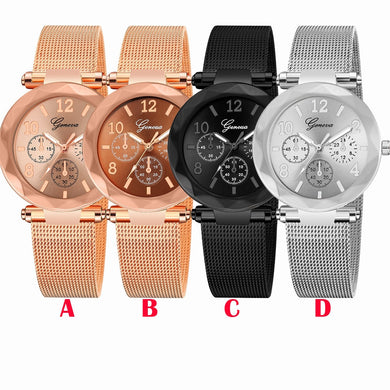 2019  Brand Hot sale Fashion Stainless Steel Men Army Military Sport Date Analog Quartz Wrist Watch In stock Dropshipping 20#