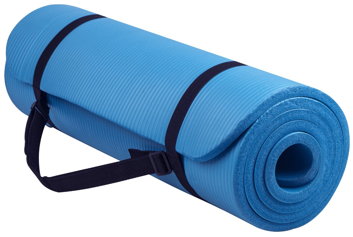 pad mats from in yoga foldable eco travel slip sports item pilates exercise fitness non tpe mat thick