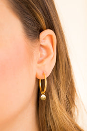 Iconic Muse Earrings Gold