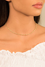 Joy Izao Necklace 18k Gold Plated