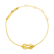 Dolce Vita Thin 18k Gold Plated