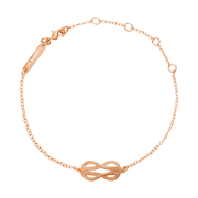 Dolce Vita Thin 18k Rose Gold Plated