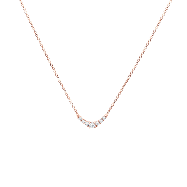 Eternity Balance 18k Rose Gold Plated