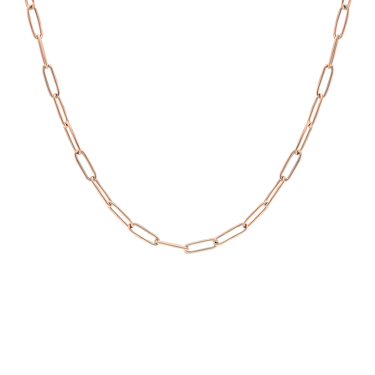 Joy Nelio Necklace 18k Rose Gold Plated