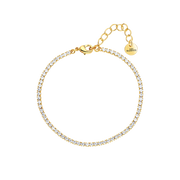 Eternity Olha Bracelet 18k Gold Plated