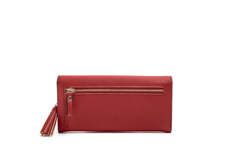 Casual Wallet Red
