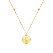 Zodiac Astra Capricorn Necklace