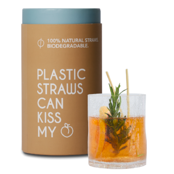 Straw by Straw packaging