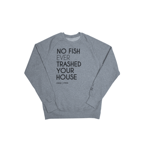 Oceanfriends Crewneck Grey