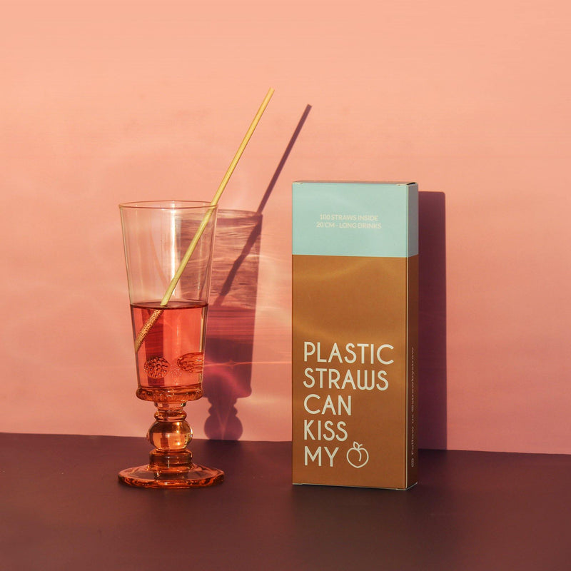 Straw by Straw - Retail Pack