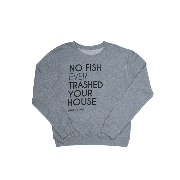 Oceanfriends Crewneck Grey Female
