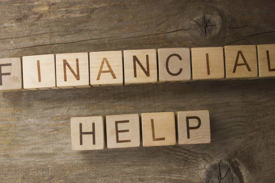 Overcoming The Fear of Asking For Financial Help