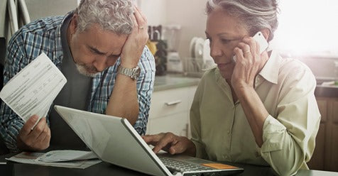Fed survey shows 40 percent of adults still can't cover a $400 emergency expense.