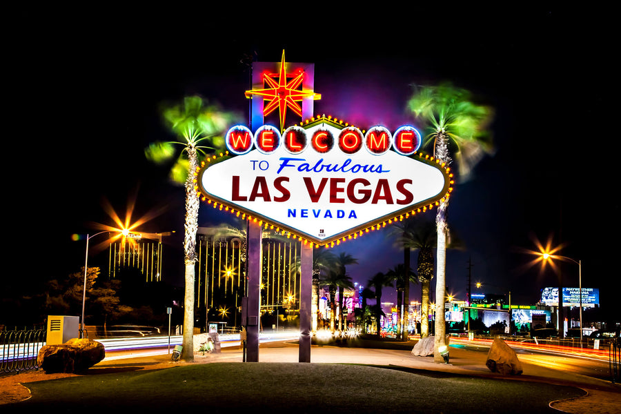 Las Vegas The City That Mammon Built
