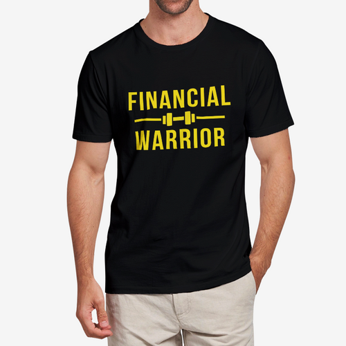 Financial Warrior Heavy Cotton Adult T-Shirt