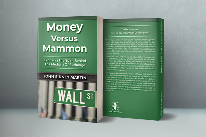 Money V/S Mammon (COMING SOON) - Money Is A Defense