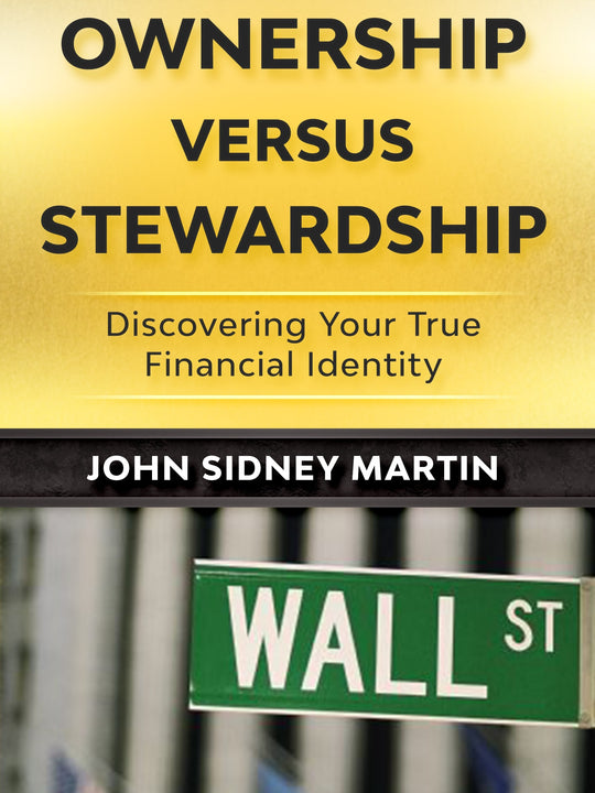 Ownership V/S Stewardship Self Study Course (COMING SOON)