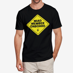 MIAD Member Heavy Cotton Adult T-Shirt