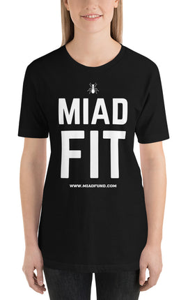 MIAD FIT Short-Sleeve Unisex T-Shirt