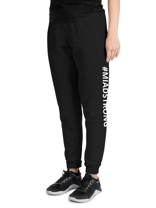 #MIADSTRONG Joggers