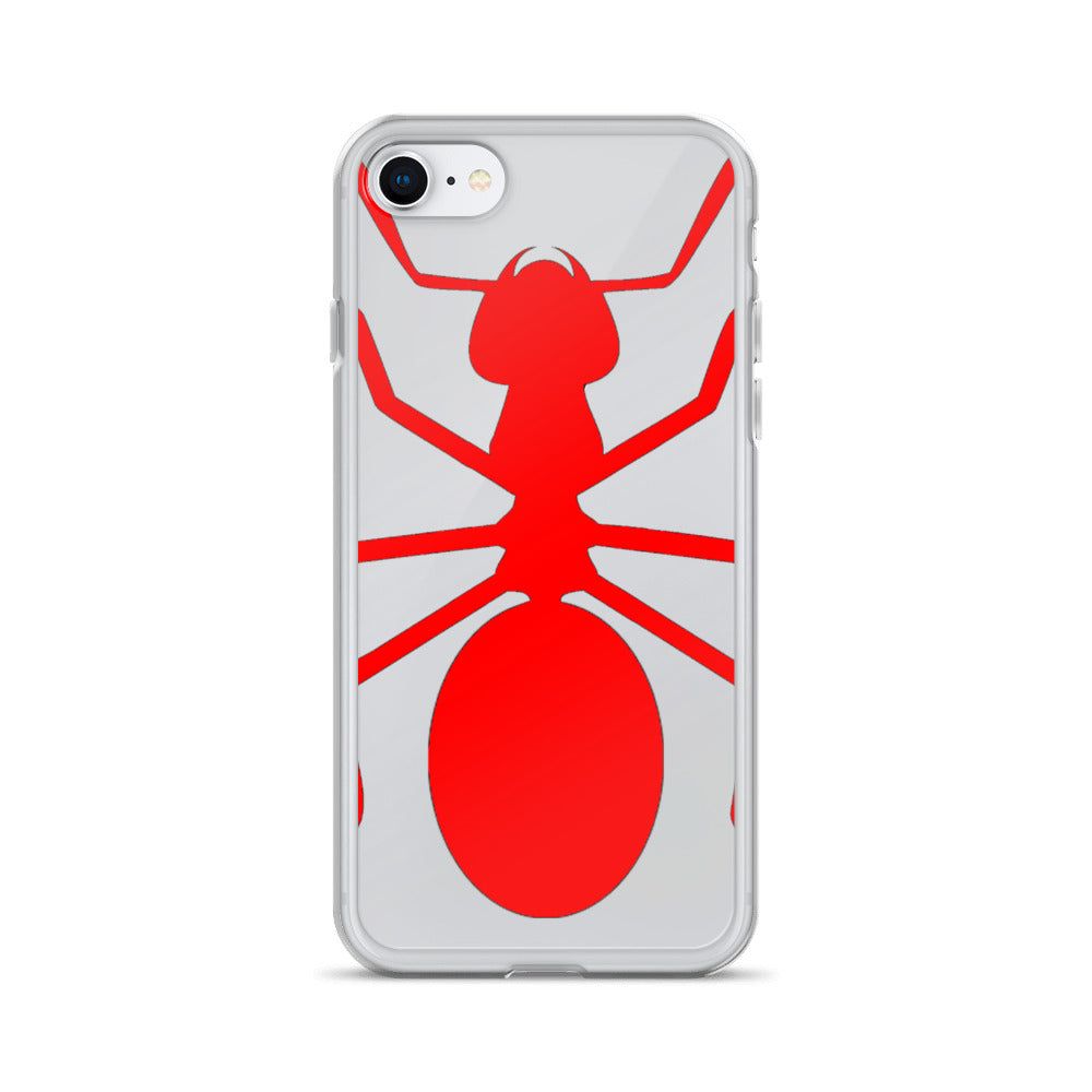 iPhone Case (Red Ant) - Money Is A Defense
