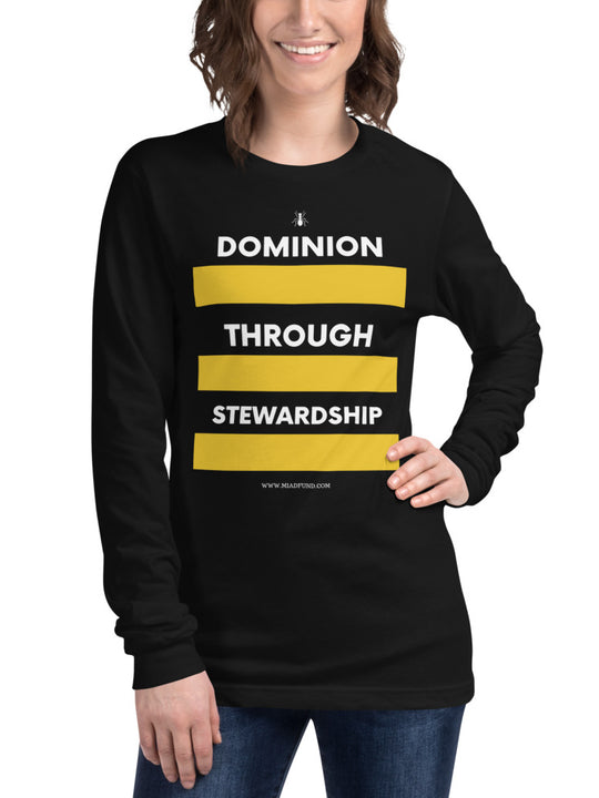 DTS Long Sleeve Tee
