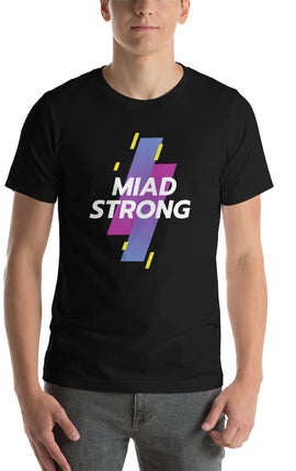 MIAD STRONG Short-Sleeve Unisex T-Shirt