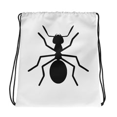 Ant Drawstring bag - Money Is A Defense