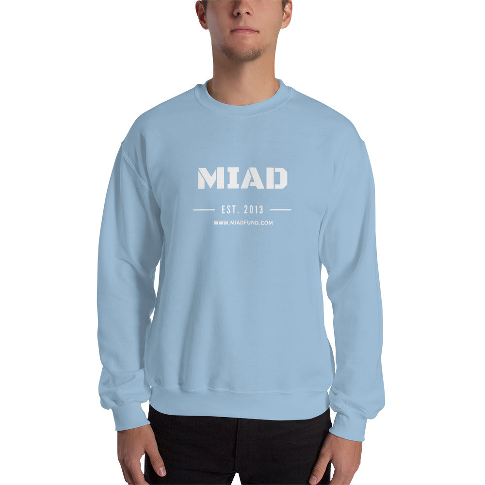 Established Sweatshirt - Money Is A Defense